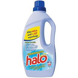 Halo απορρυπαντικά πλυντηρίου